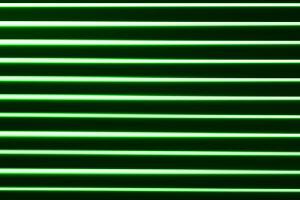Horizontal green tv scanlines illust