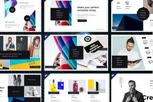 Oliver Powerpoint template