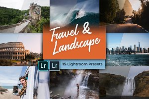 Travel & Landscape Lightroom Presets