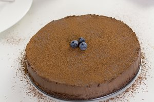 Delicious Healthy Chocolate Cake