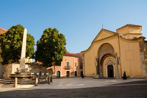 Church of Santa Sofia in Benevento (