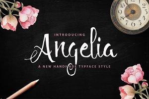 Angelia Script (50% off)