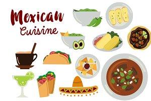 Mexican clip art, Tacos Clip art