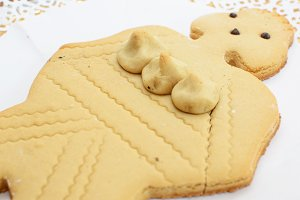 Tipical biscuit of Frascati (Lazio)