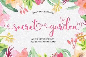 Secret Garden Script