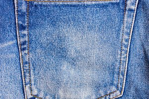 denim blue jean pocket texture