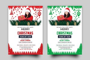 Christmas Festivity flyer