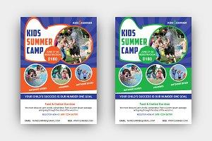Kids Summer Flyer