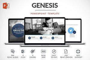 Genesis | Powerpoint Presentation