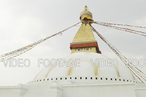The biggest Stupa Boudhanath in
