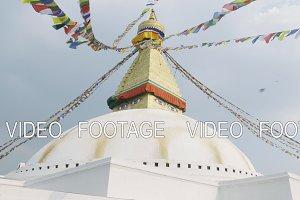 The biggest Stupa Boudhanath in