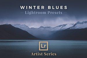 Winter Blues - Lightroom Presets