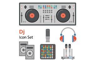 DJ Flat Set