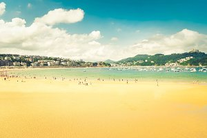 San Sebastian, Pais Vasco, Spain