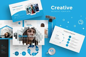 Creative Keynote Templates