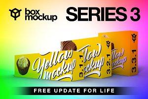 BoxMockup Series 3
