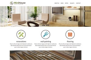 MiniHouse - best for small business