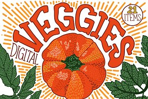 Veggie Digital Pack