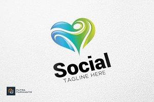 Social - Logo Template