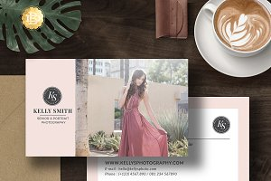 Business Card Template BC003