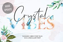 50% Off - Crystal Vibes & Extras