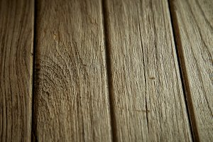 Closeup on wooden board background