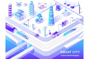 Smart City Future Technology
