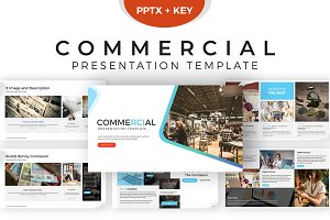 Commercial Presentation Template