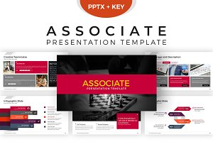 Associate Presentation Template