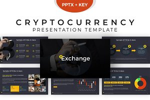 Cryptocurrency Presentation Template