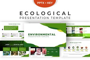 Ecological Presentation Template