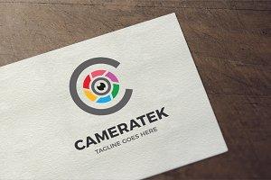 Letter C - Cameratek Logo