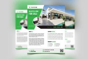 Flyer For Real Estate Company V01