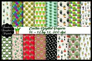 Cactus Digital Papers