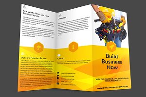 Strong Tri-fold Brochure