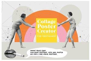 Collage Poster Creator: Summer edit