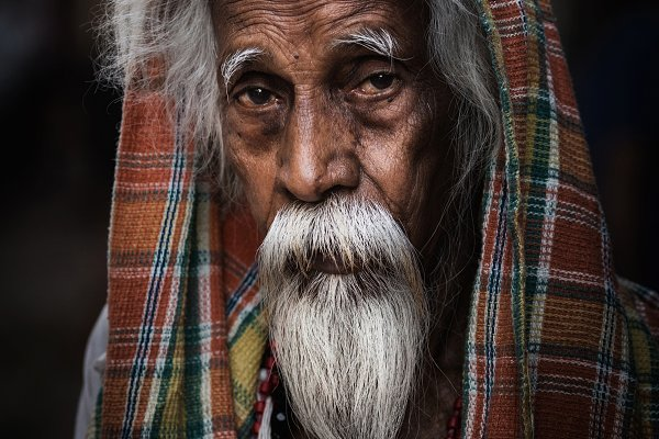People Stock Photos: Kailash Kumar - Holy Sadhu