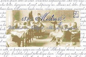 1845 Mistress OTF