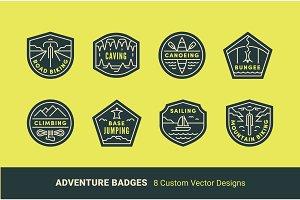 Adventure Badges