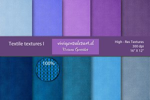 Textile Textures I