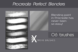 Procreate Perfect Blenders