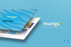Mango - Keynote Template