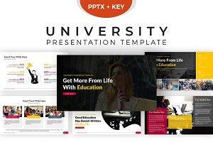 University Presentation Template