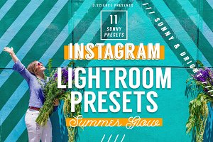 Lightroom Preset Instagram Filter
