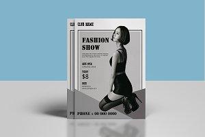 Fashion Show Flyer -V847