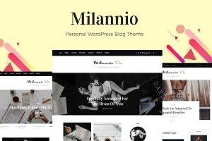 Milannio - Personal WordPress Blog