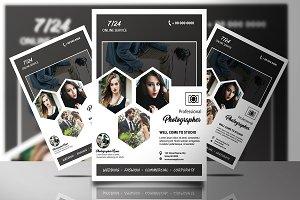 Photography Flyer V848