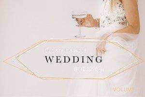 WEDDING BUNDLE. 80 PHOTOS