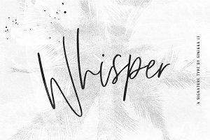 Whisper | A Signature Script