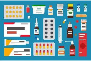 Medicaments in Form of Pills
